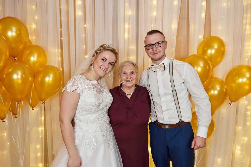 Svadobná fotobúdka - svadba - darček pre hostí