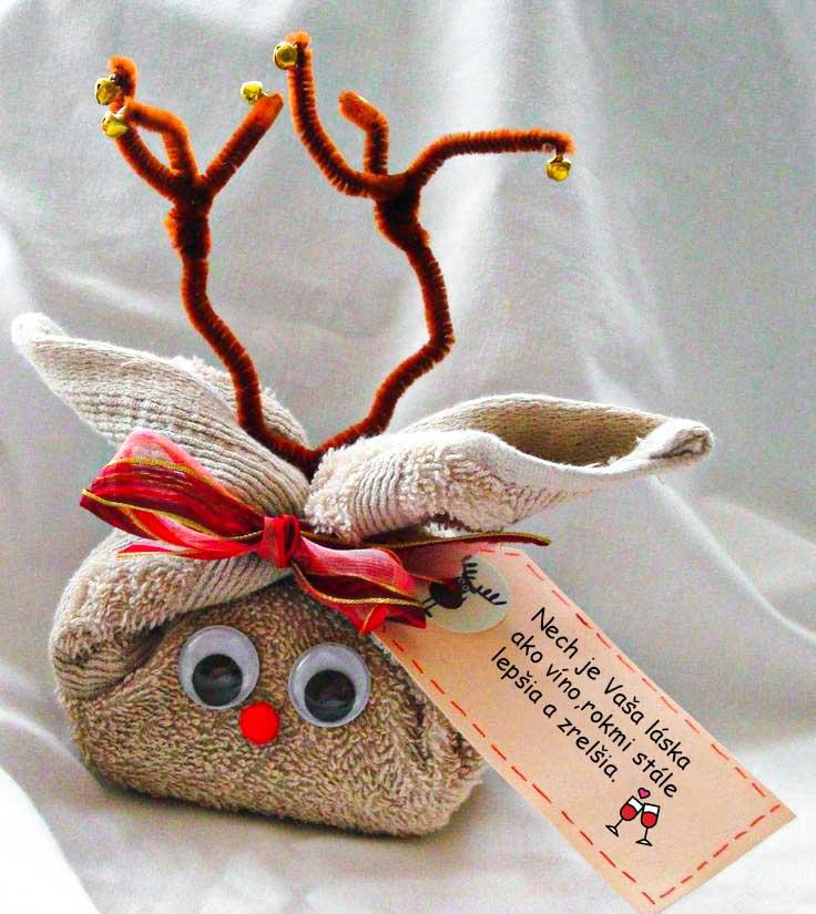 Svadobný dar - maličkosť ktorá poteší