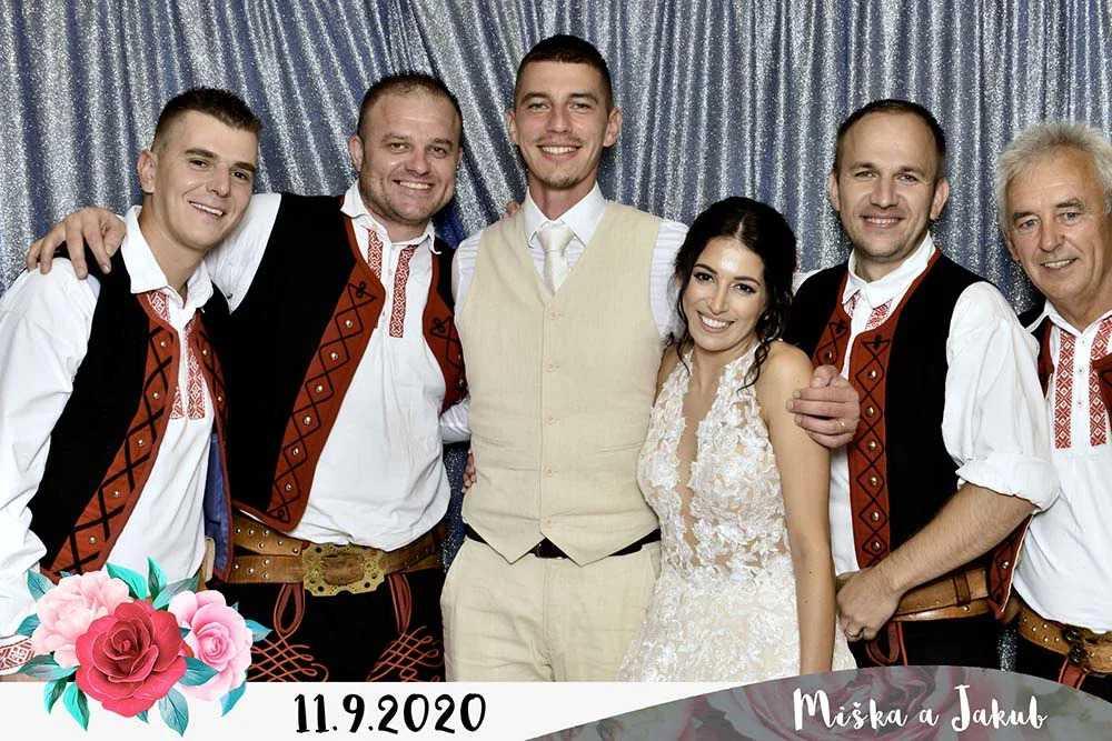 Fotokútik na svadbu - Kysucké nové mesto