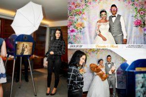 Fotobox na svadbu - Originálný svadobný program - dar - Fotokútik