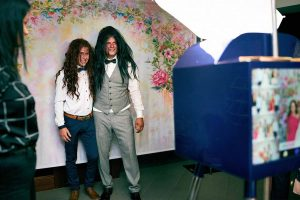 Fotobox na svadbu