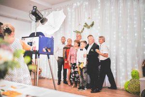 Bláznivý svadobný program