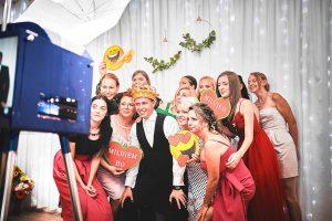 Pestrý svadobný program s Fotobúdkou na svadbu